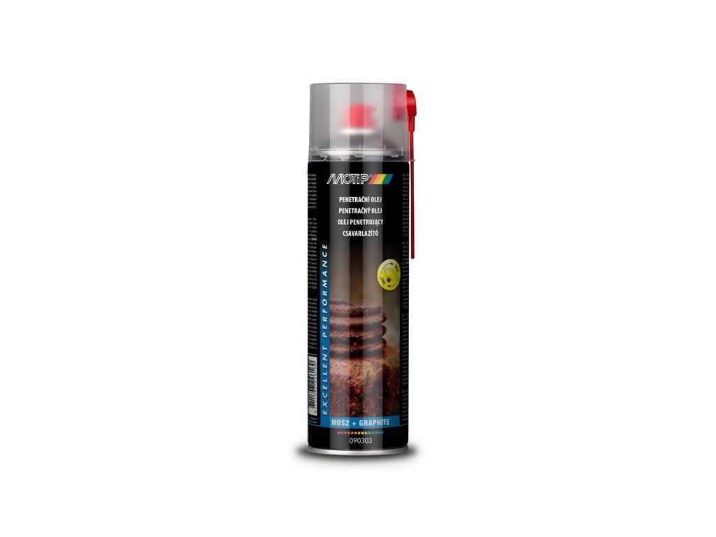 Penetrační olej MOTIP Service 500ml