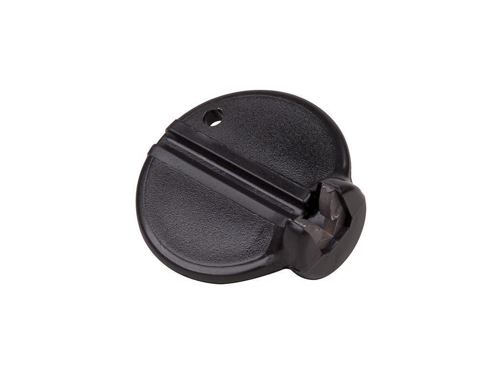 Centrklíč CZ černý pro nipl 3,5mm