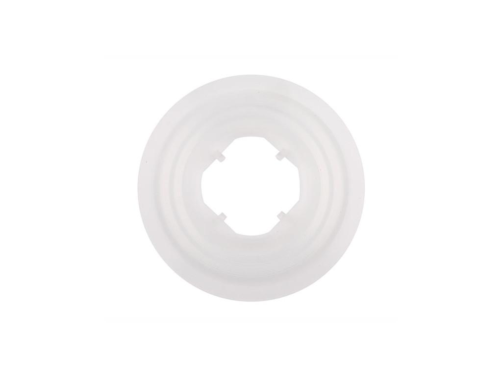 """Chránič pod vícekolečko + kazetu zaklapávací 5,5"""", 32 děr plast"""
