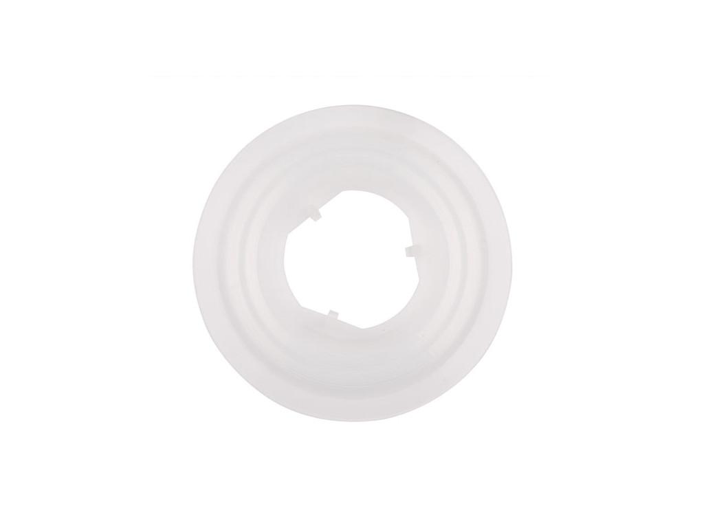 """Chránič pod vícekolečko + kazetu zaklapávací 5,5"""", 36 děr plast"""