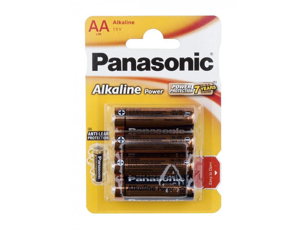 Baterie tužková AA (4ks)