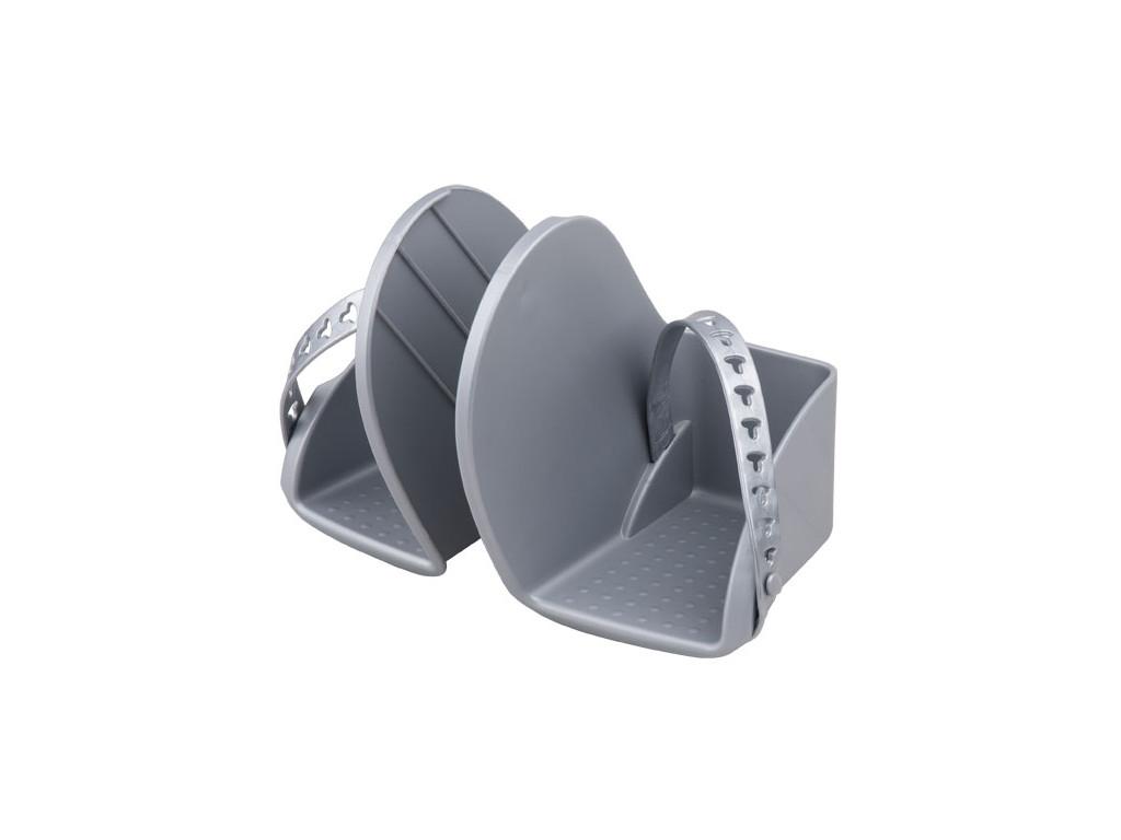 Náhradní stupačky sedačky POLISPORT Wallaby Deluxe