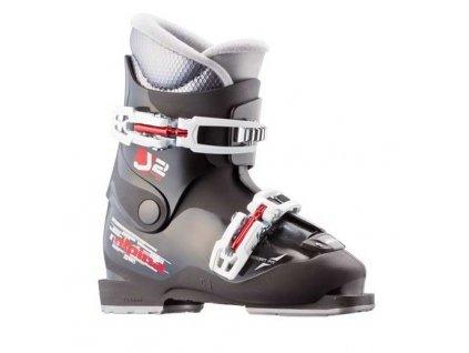 Dětské lyžařské boty Alpina J2 - black