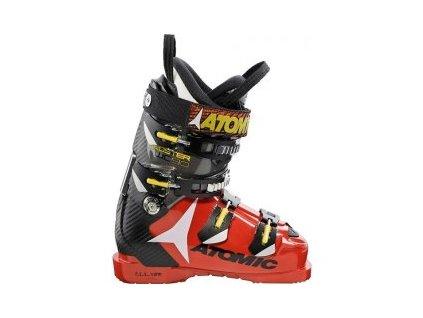 Lyžařské boty Atomic Redster WC 90 - red/black/grey