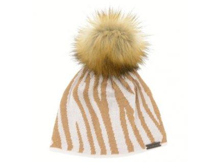 Zimní čepice Relax Stripes RKH103B