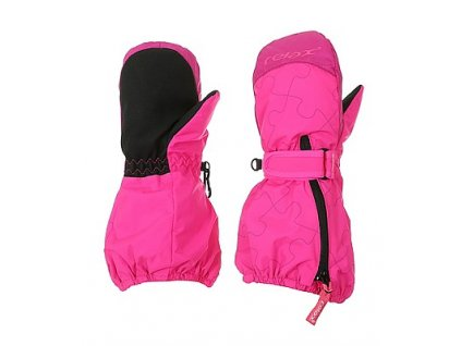 rukavice relax puzzyto rr17b pink