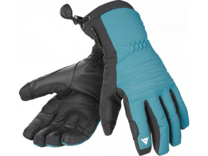Dámské lyžařské rukavice Dainese Mark 13 D-Dry Glove - acqua