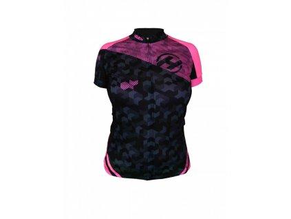 Dres HAVEN SINGLETRAIL women black/pink