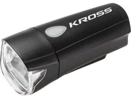 Přední světlo Kross Natty 1W Osram LED