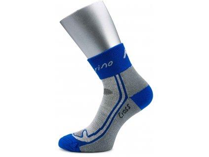 Funkční ponožky KS Cross Merino