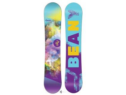 Snowboard BEANY Meadow - 142 cm