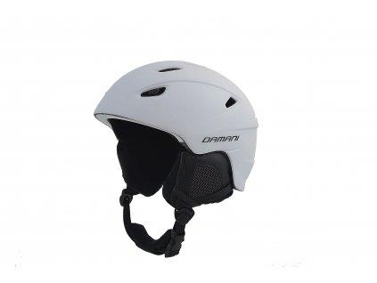Lyžařská helma Damani - Gemini A03 - bílá