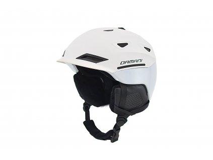 Lyžařská helma Damani - Scorpion A04 - bílá