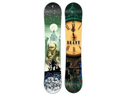 Snowboard Beany Demon