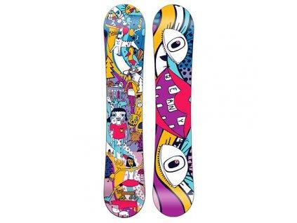 Snowboard Beany Bark