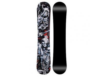 Snowboard Beany Hell sdw rental