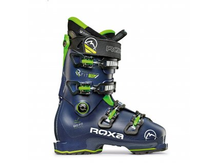 Pánské lyžařské boty ROXA RFIT 90 - GW Dk blue/dk blue/green