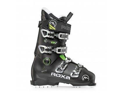 Pánské lyžařské boty ROXA RFIT S - ALPINE Black/black/green