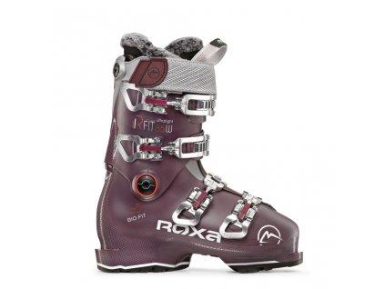 Dámské lyžařské boty ROXA RFIT W 85 - GW Plum/plum/silver