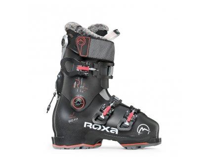 Dámské lyžařské boty ROXA RFIT HIKE W RTL - GW Black/black/coral