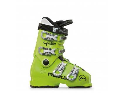 Juniorské lyžařské boty ROXA LAZER 4 RTL - ALPINE Limon/limon/limon