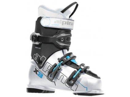 Dámské lyžařské boty ALPINA X3L