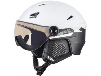 Lyžařská helma Relax Stealth RH24D