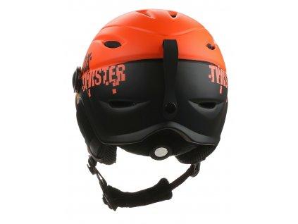 Dětská lyžařská helma Relax Twister Visor RH27