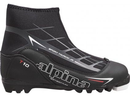 alpina t10 junior cross country ski boots 6r