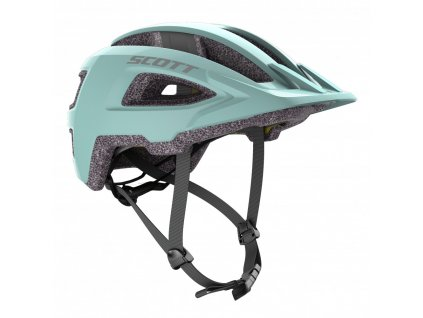 Cyklistická helma SCOTT GROOVE PLUS (CE) - světle modrá