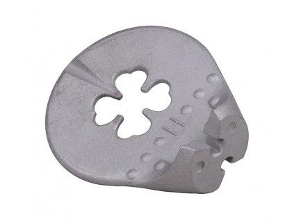 Centrklíč CZ čtyřlístek pro niple 3,2mm a 3,5mm