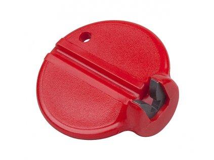 Centrklíč CZ červený pro nipl 3,2mm