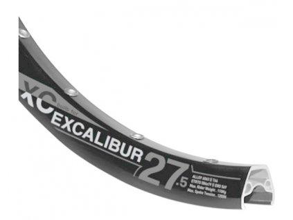 Ráfek RODI Excalibur XC27,5 584x19 32d. černý