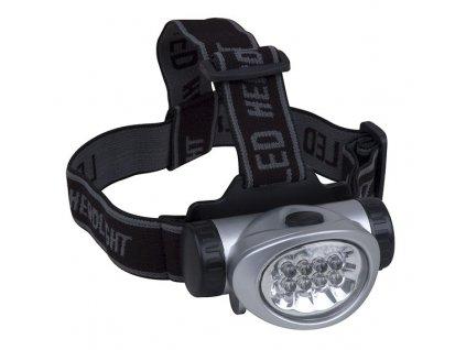 Světlo čelové PRO-T 8 diod Ultra EVO