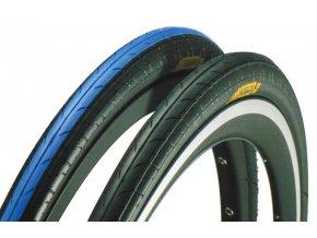 Plášť DURO Stinger Road Aramid  700x25C (25-622) černo-modrý