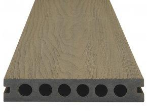 WPC SHIELD EVO Forest - Dřevo-plastové terasové desky, prkna