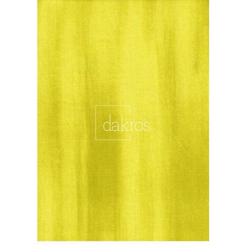 Bavlna jednobarevná zelená