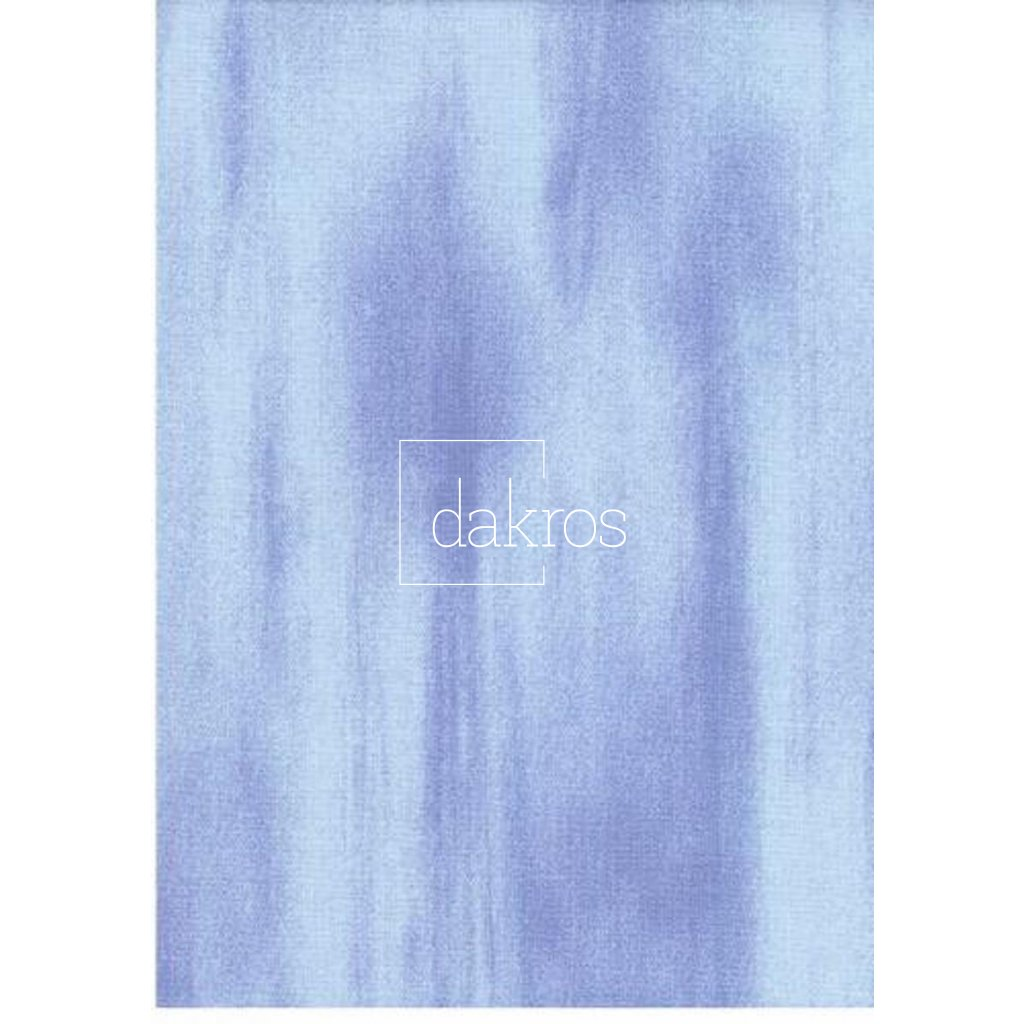 Bavlna světle modrá žíhaná
