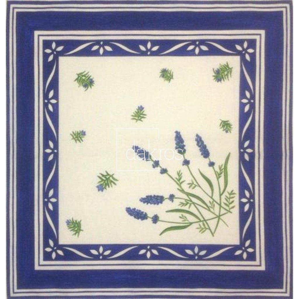 Prostírání Levandule modrá
