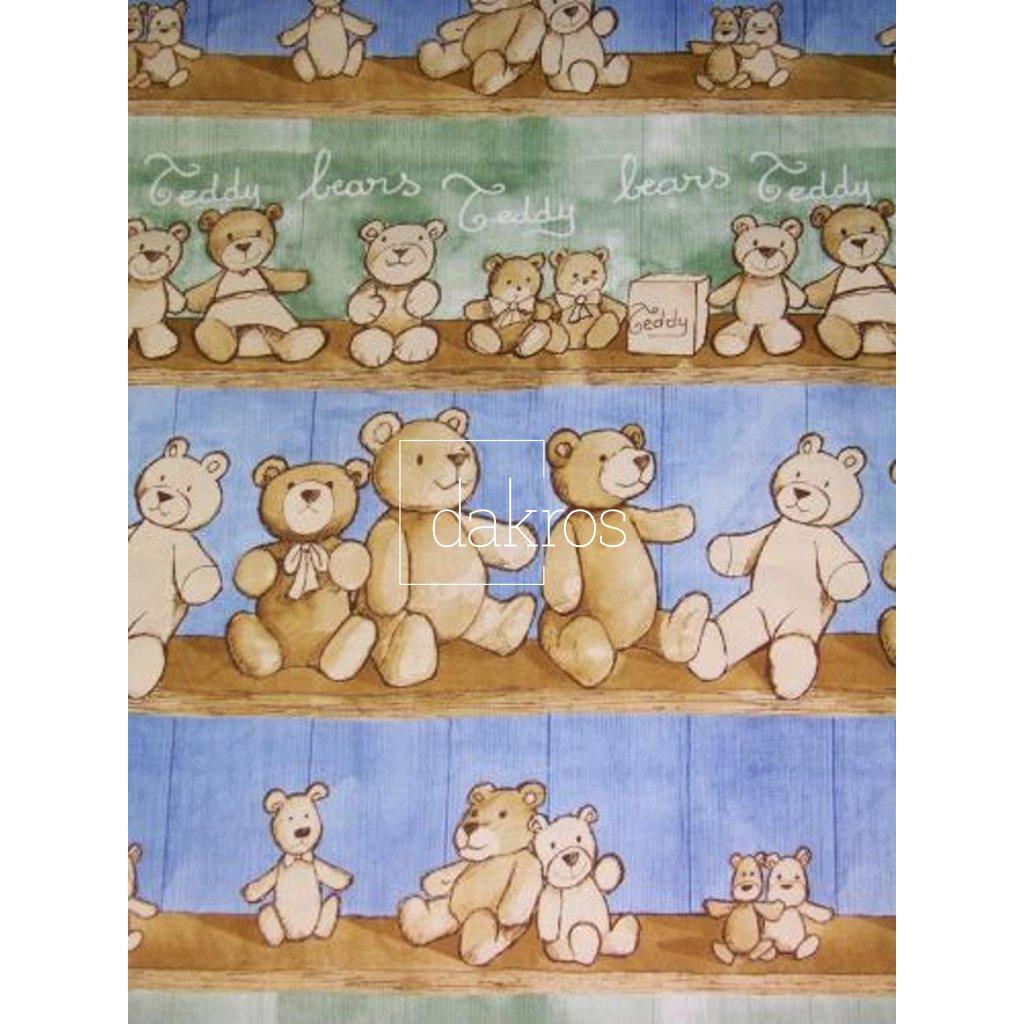Balvna Bears modrý