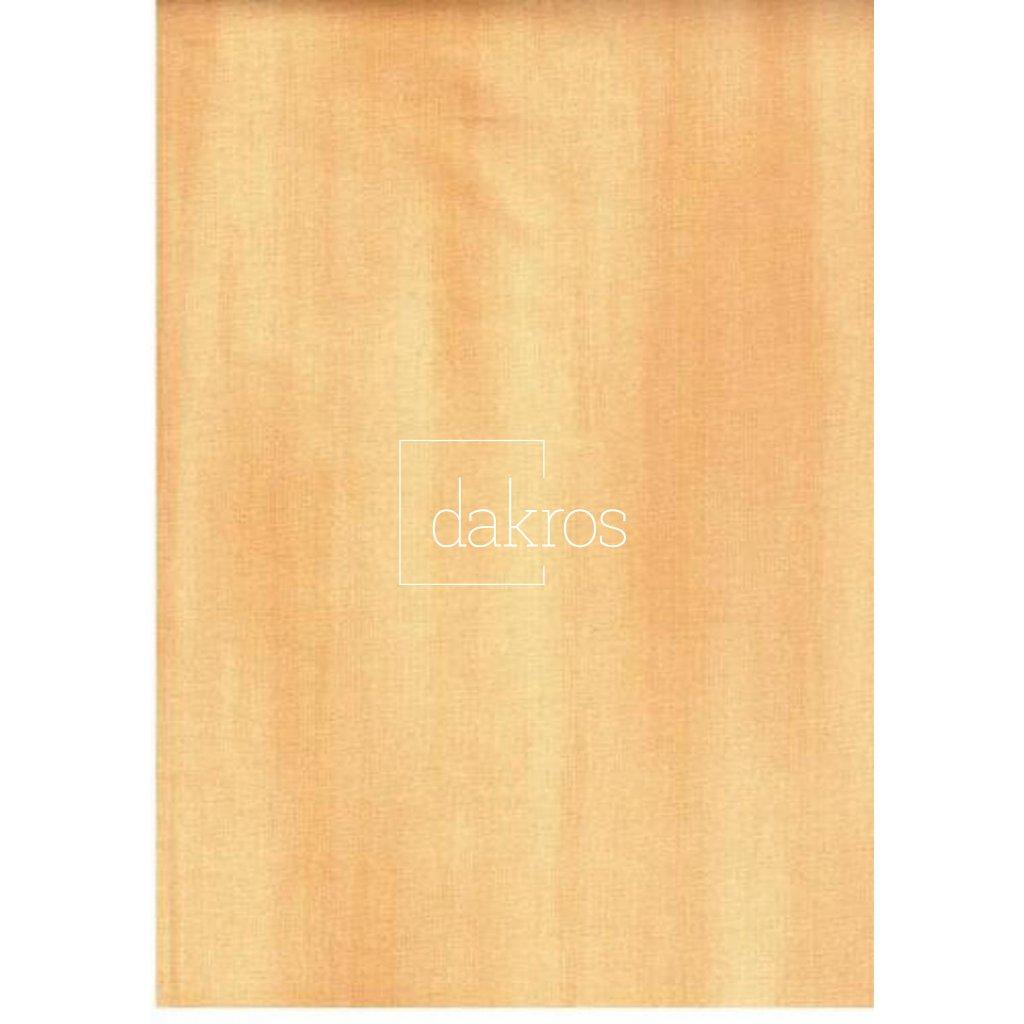 Bavlna Okrová žíhaná, šíře 280 cm