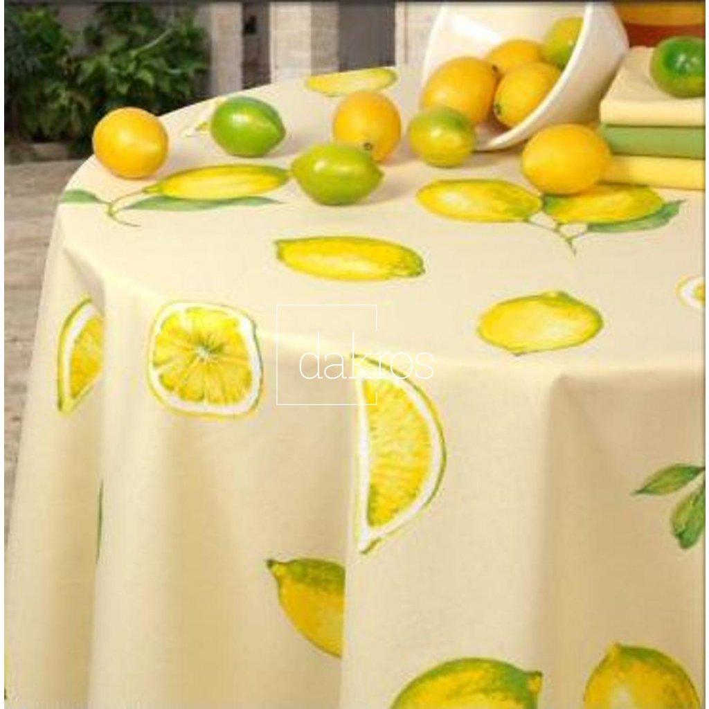 Bavlna Citrony