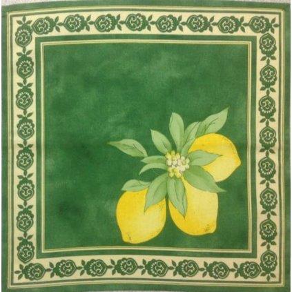 Prostírání Citron zelený