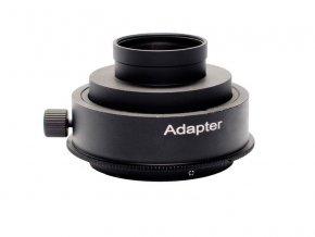 Adapter Canon pro Fomei 10x50 Leader WR