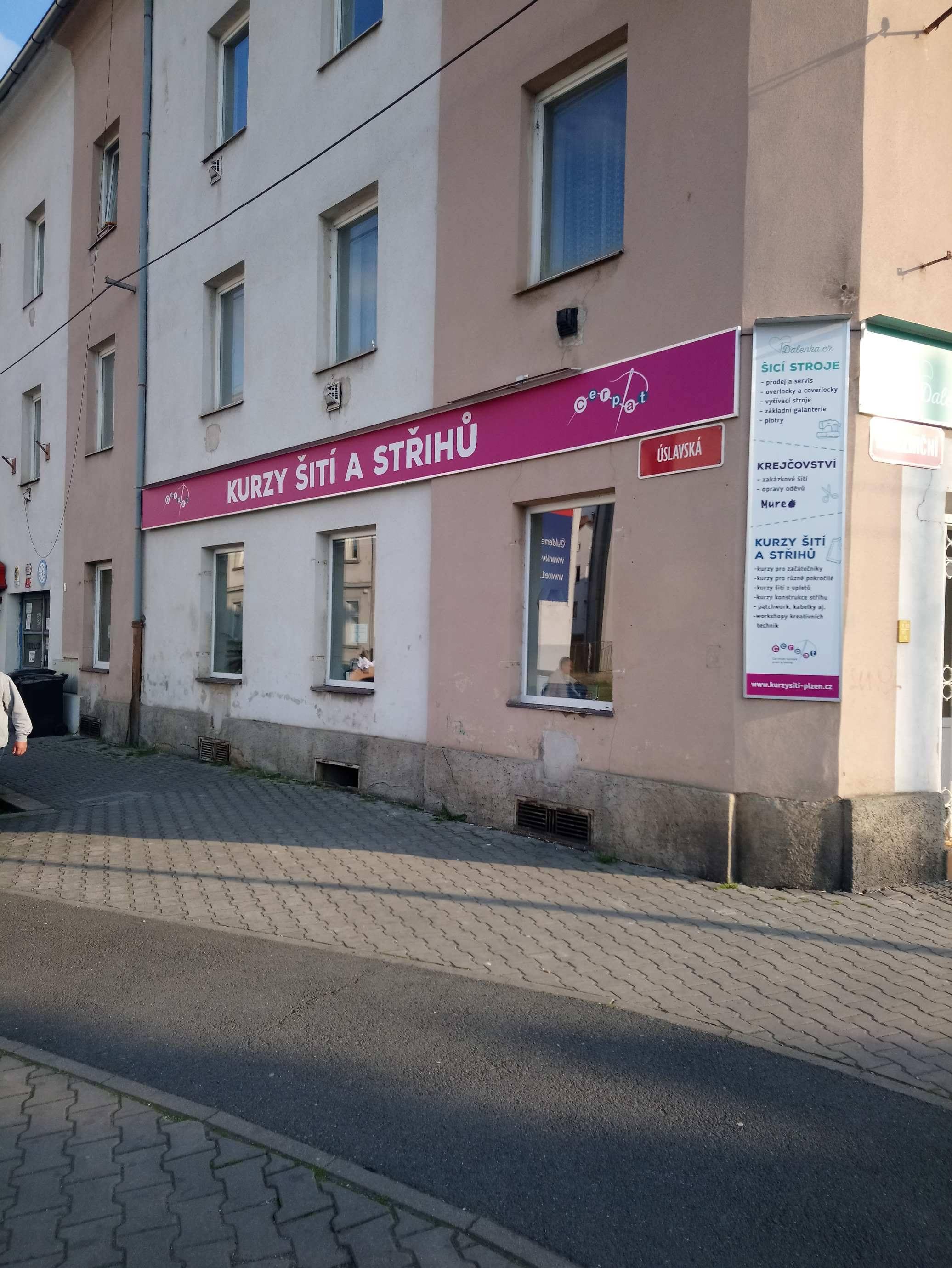 Kamenná prodejna Dalenka.cz