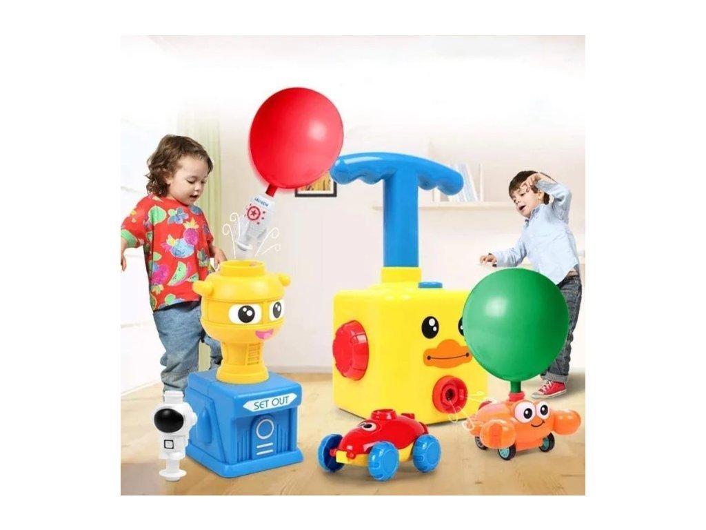 9029 6 zabavna detska hra na nafukovani balonku