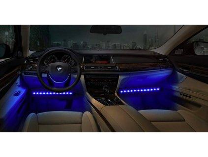 RGB LED pásek do auta