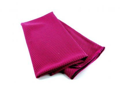 Chladící fitness ručník