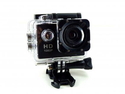 Vodotěsná 4k akční kamera