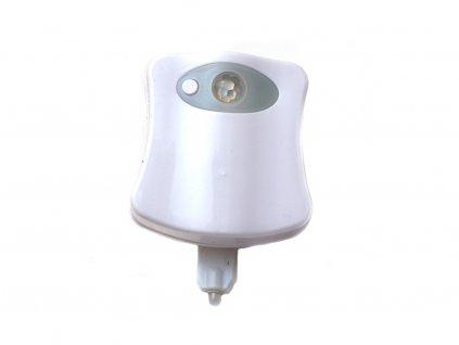 LED světlo na WC